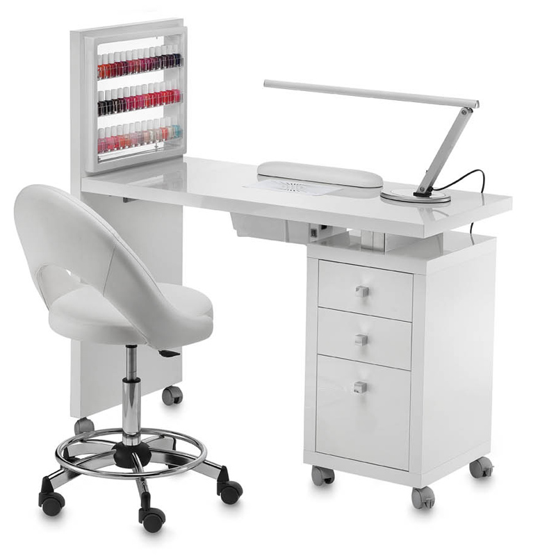Manicure Table With Display